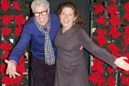Hele Norges Finn Schjøll og OBPs Tove Ladstein ønsker velkommen til julestjernens dag!