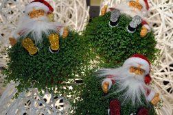 Julenisser på husfred