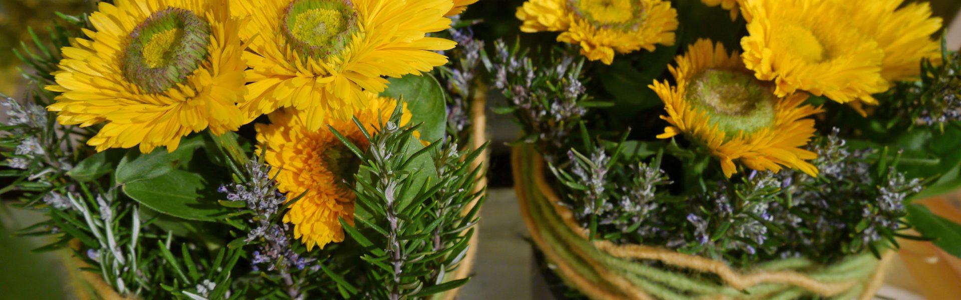 Blomster bringer glede, ikke smitte!