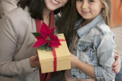 Dekorer julegavene med julestjerner