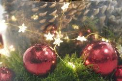 Julens flotteste lysende potte lager du selv! Trinn 4