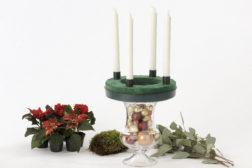 Adventsstake i vase, DIY, (2/5)