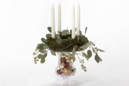 Adventsstake i vase, DIY, (3/5)
