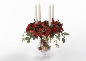 Adventsstake i vase, DIY
