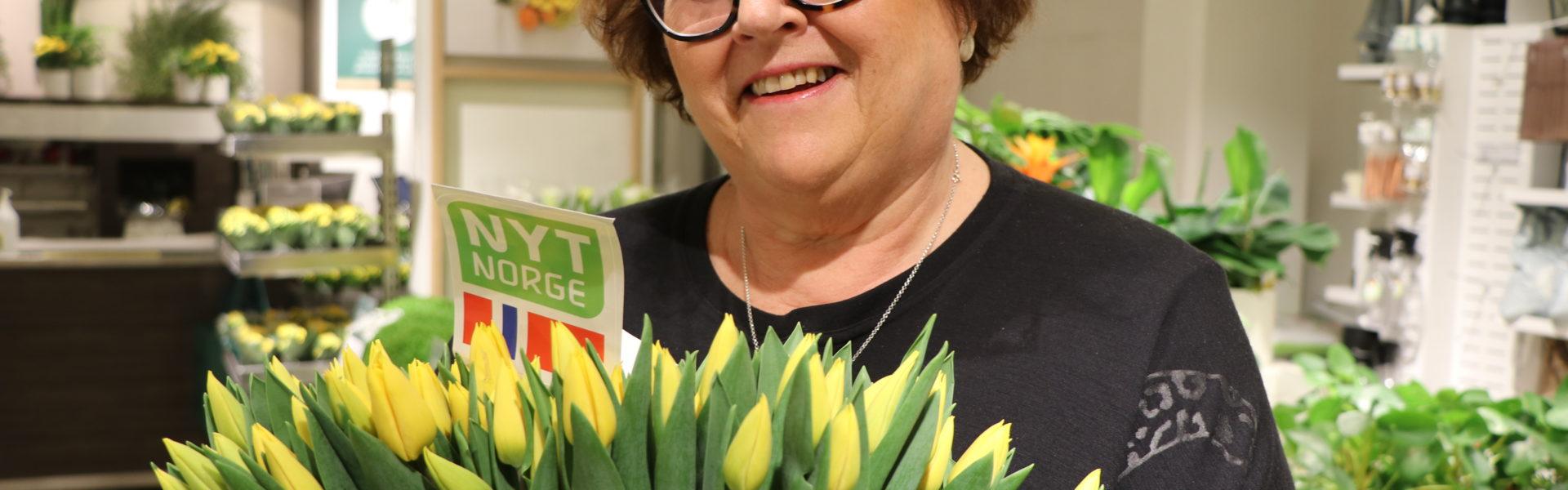 Nyt Norge for blomster og planter