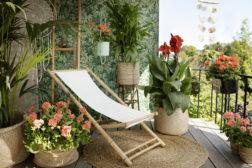 Hjemmesommer – feriestemning på egen balkong